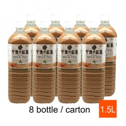 Gogo no Koucha Milk Tea 1.5L 8 Bottle /carton