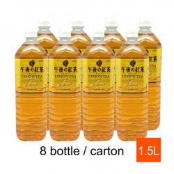 Gogo no Koucha Lemon Tea 1.5L 8 Bottle /carton